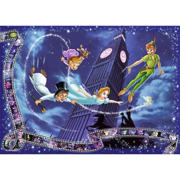 Disney - Peter Pan - Ravensburger 1000-Piece Puzzle - Packshot 2