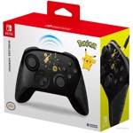 HORI Nintendo Switch Wireless HORIPAD – Pokémon: Black & Gold Pikachu - Packshot 1