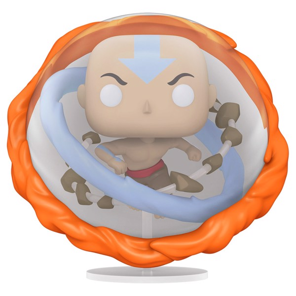 Avatar: The Last Airbender - Aang Avatar State Pop! Vinyl Figure - Packshot 1