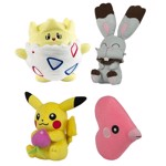 Pokemon - Pokemon 20cm Plushes (Assorted) - Packshot 1