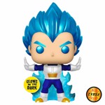 Dragon Ball Z - Vegeta Powering Up Glow Pop! Vinyl Figure - Packshot 2