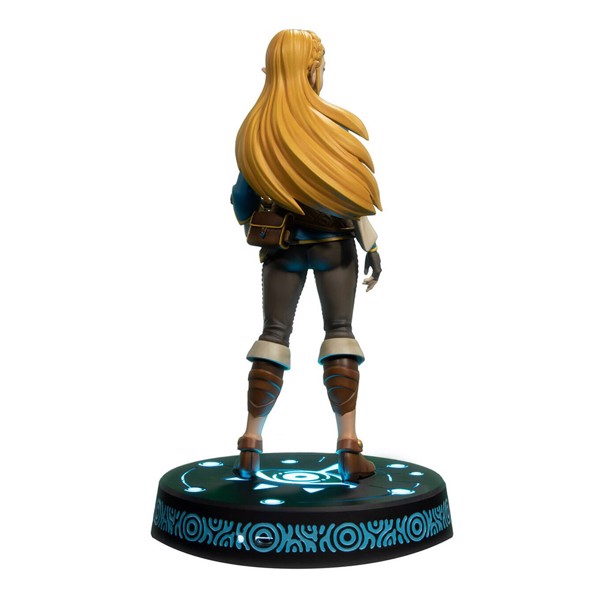 "The Legend of Zelda: Breath of the Wild - Zelda 10"" PVC Painted Statue Collectors Edition - Packshot 4"