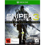 Sniper: Ghost Warrior 3 - Season Pass Edition - Packshot 1