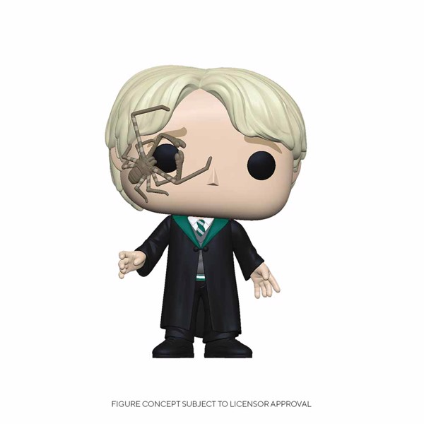 Harry Potter - Malfoy with Whip Spider Pop! Vinyl Figure - Packshot 1