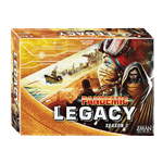 Pandemic: Legacy Season 2 Yellow Edition Board Game - Packshot 1