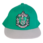 Harry Potter - Slytherin Logo Green Cap - Packshot 2