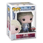 Disney - Frozen II - Elsa Ocean Pop! Vinyl Figure - Packshot 2