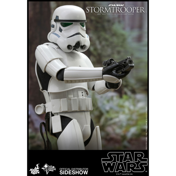 "Star Wars - Stormtrooper 12"" 1/6 Scale Action Figure - Packshot 2"