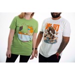 Catfood Soy Fishing T-Shirt - Packshot 3