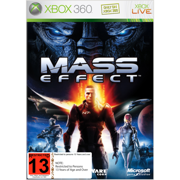 Mass Effect (preowned)