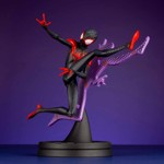 Marvel - Spider-Man: Into The Spider-Verse - Miles Morales Hero Suit ArtFX Statue - Packshot 2