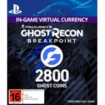 Tom Clancy's Ghost Recon: Breakpoint - 2400 (+400 bonus) Ghost Coins - Packshot 1