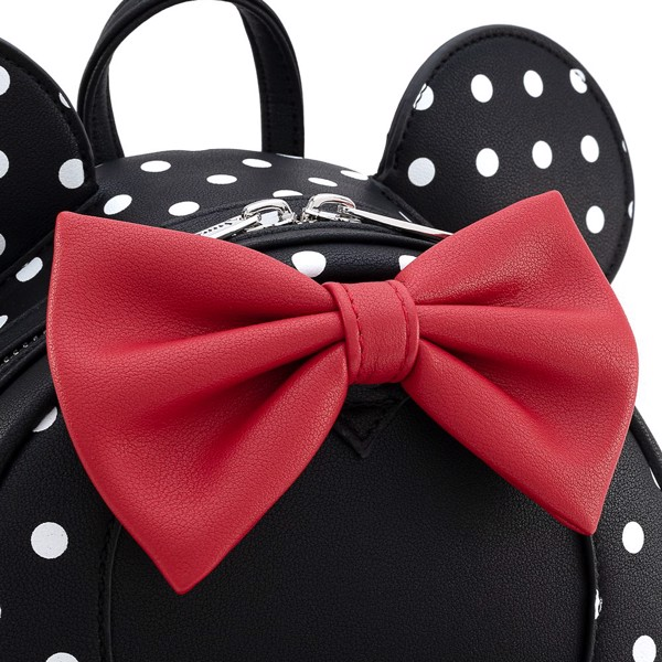 Mickey Mouse - Minnie Mouse Polka Dot Mini Backpack - Packshot 4