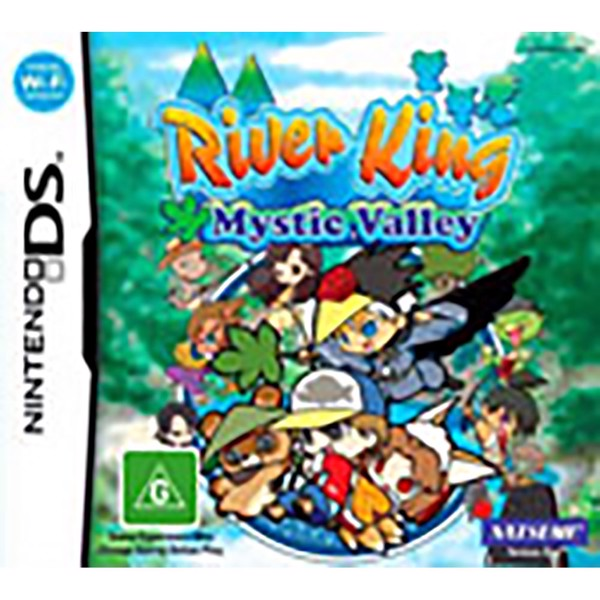 River King: Mystic Valley - Packshot 1
