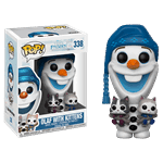 Disney - Frozen - Olaf with Kittens Pop! Vinyl Figure - Packshot 1