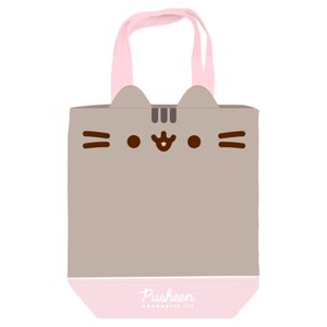 Pusheen - Tote with Cat Ears