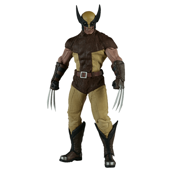 Marvel - X-Men - Wolverine 1/6 Scale Figure - Packshot 1