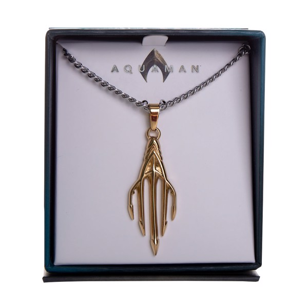 DC Comics - Aquaman - Aquaman Trident Necklace - Packshot 1