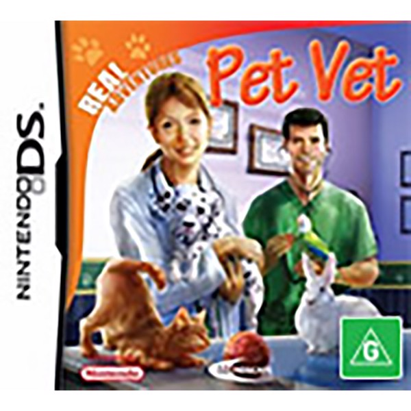 Real Adventures: Pet Vet - Packshot 1