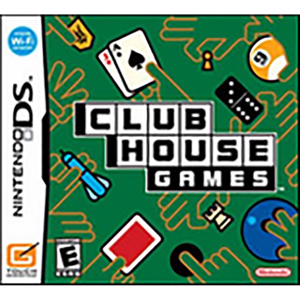 Clubhouse Games - Packshot 1