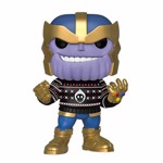 Marvel - Thanos Holiday Pop! Vinyl Figure - Packshot 1