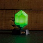 Nintendo - The Legend of Zelda - Green Rupee 3D Light - Packshot 2