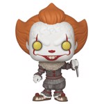 It: Chapter 2 - Pennywise with Blade Pop! Vinyl Figure - Packshot 1