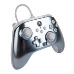 PowerA - Enhanced Wired Controller For Xbox – Metallic Ice - Packshot 3