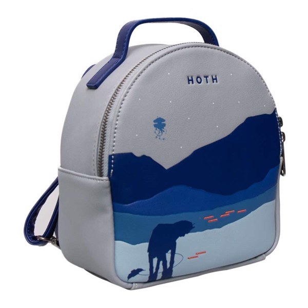 Star Wars - Hoth Loungefly Mini Backpack With Coin Pouch - Packshot 2
