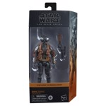 "Star Wars - The Mandalorian Black Series Q9-0 ""Zero"" 6"" Action Figure - Packshot 5"