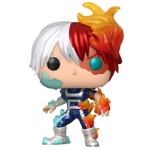 My Hero Academia - Todoroki Metallic Pop! Vinyl Figure - Packshot 1