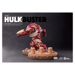 Marvel - The Avengers: Age of Ultron - Hulkbuster 27cm Egg Attack Statue - Packshot 2