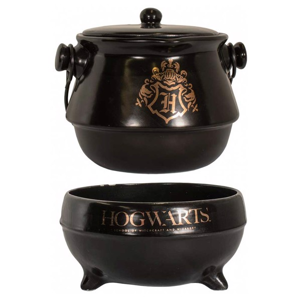 Harry Potter - Tea for One Ceramic Cauldron - Packshot 2