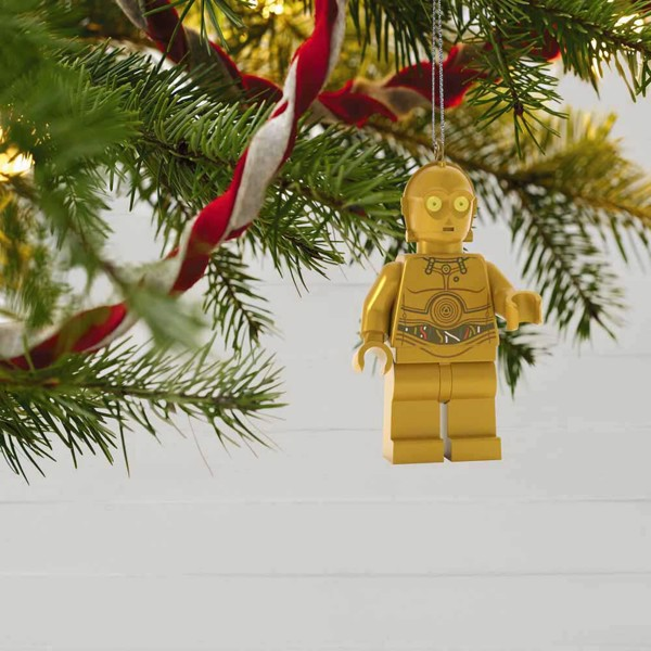 LEGO - Star Wars - C3P0 Keepsake Hanging Decoration - Packshot 4