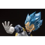 Dragon Ball Super - Super Saiyan God Vegeta Action Figure - Packshot 3