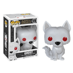 Game of Thrones - Ghost Pop! Vinyl Figure - Packshot 1