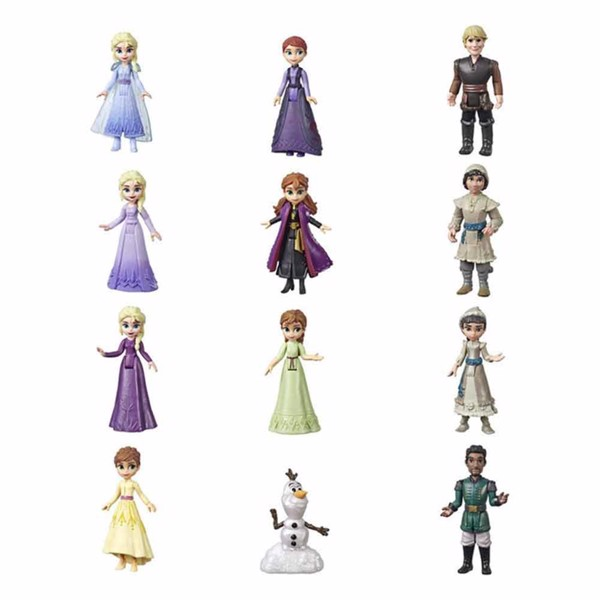 Disney - Frozen II - Pop Adventures Surprise (Single Blind Box) - Packshot 2