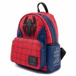 Marvel Spider-Man Classic Cosplay Loungefly Mini Backpack - Packshot 2