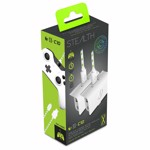STEALTH SX-C10 Twin Play & Charge Battery Pack - White - Packshot 2