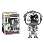 DC Comics - Batman - The Joker Silver Chrome Pop! Vinyl Figure - Packshot 1