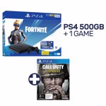 PlayStation 4 500GB Fortnite Neo Versa Console + 1 Game - Packshot 1