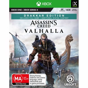 Assassin's Creed: Valhalla Drakkar Edition