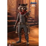 Marvel - Avengers 4: Endgame - Rocket Raccoon 1:6 Scale Action Figure - Packshot 3