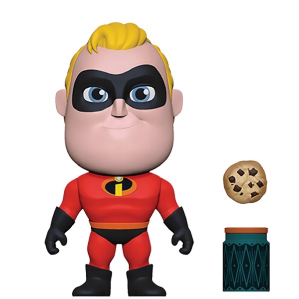 Disney - Incredibles 2 - Mr Incredible 5-Star Vinyl Figure - Packshot 1