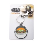 Star Wars - The Mandalorian The Child Carriage Keychain - Packshot 3