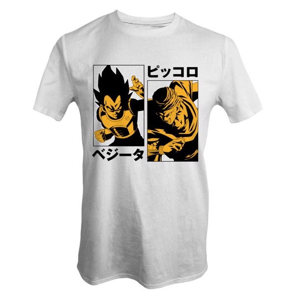 Dragon Ball Z - Vegeta Piccolo T-Shirt - M - Packshot 1