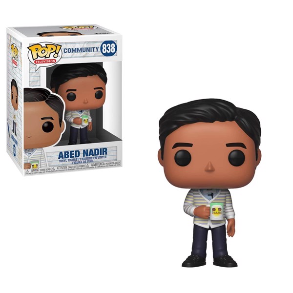 Community - Abed Nadir Pop! Vinyl Figure - Packshot 1
