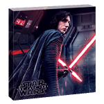 Star Wars - Episode VIII - Kylo Ren Mini-Canvas - Packshot 1