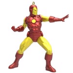 Marvel - Iron Man Keepsake Hanging Decoration - Packshot 1