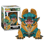Monster Hunter - Zinogre Pop! Vinyl Figure - Packshot 1